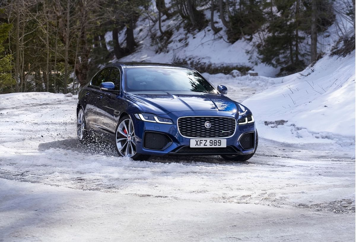 Updated 2020 Jaguar XF saloon and Sportbrake revealed