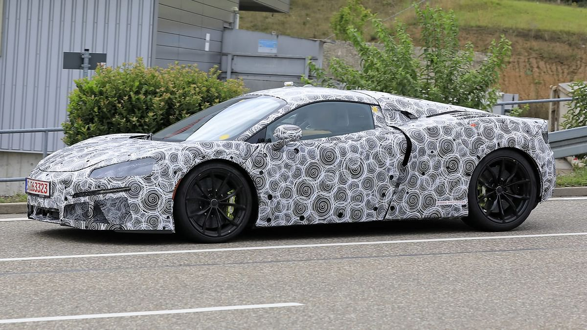 The HPH supercar will  introduce a new take on McLaren's design language under the design leadership of Rob Melville