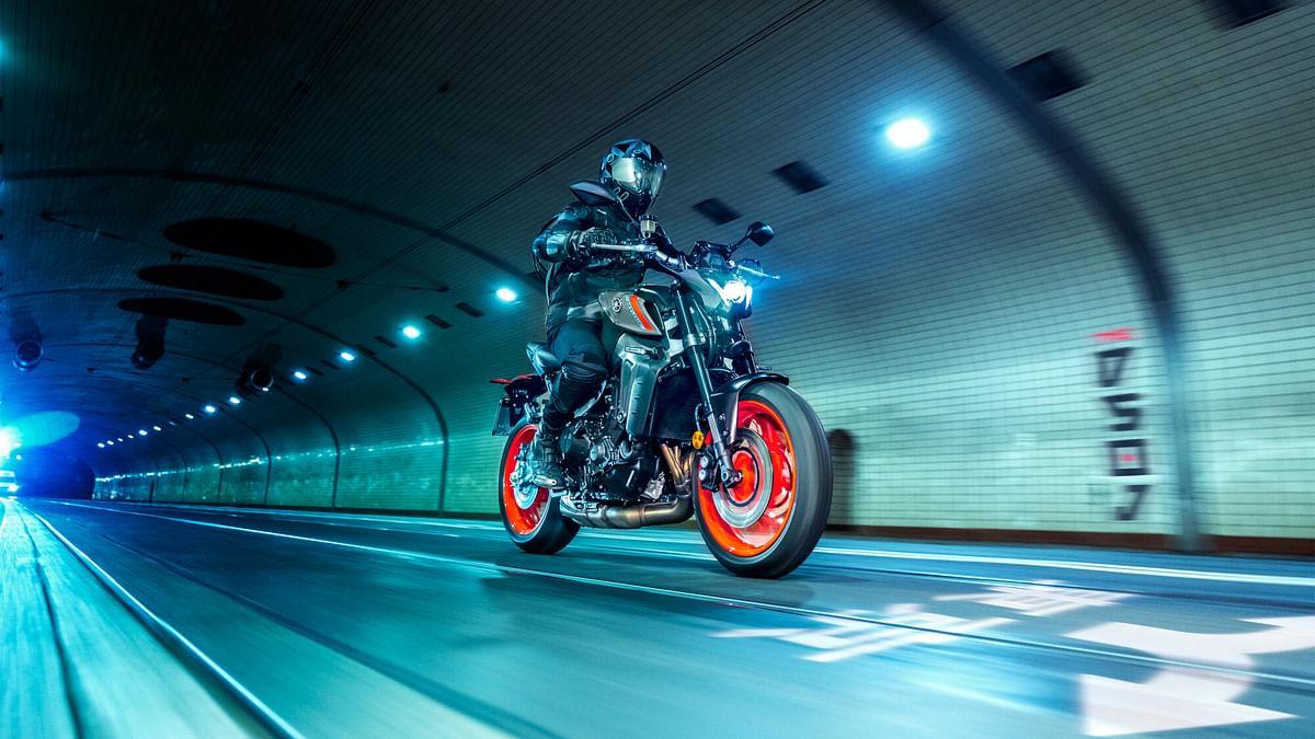 Yamaha unveils the 2021 MT-09