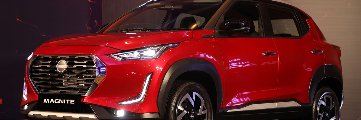 Nissan Magnite: Detailed first look at Nissan's all-new compact-SUV