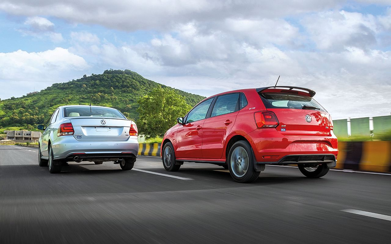 Volkswagen Polo And Vento Get Connected Car Technology