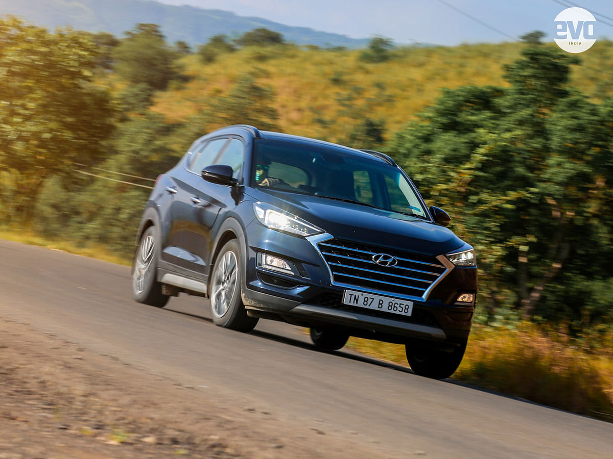 Hyundai Tucson AT Review: New 8-speed automatic transmission tested