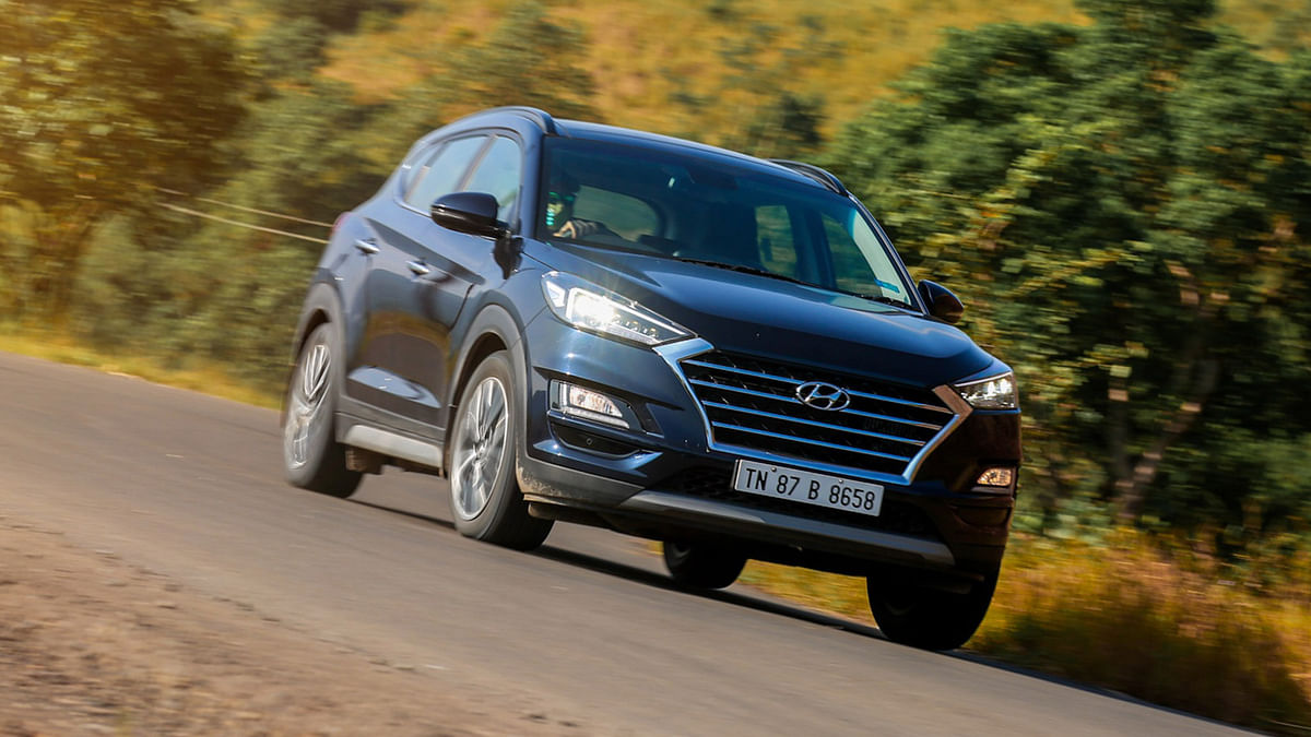 The facelifted Tucson is finally here with fresh styling and a BS6 engine
