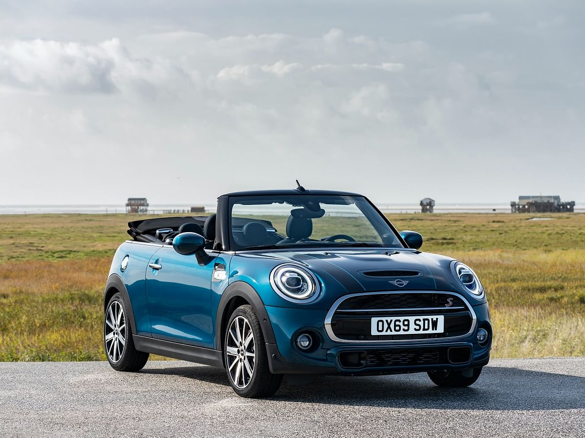 Mini Convertible Sidewalk Edition launched in India at Rs 44.90 lakh