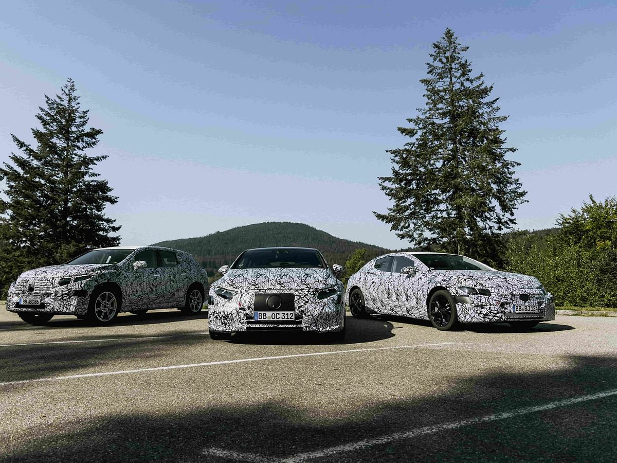 EQ for all —  Mercedes-Benz to expand electric car lineup!