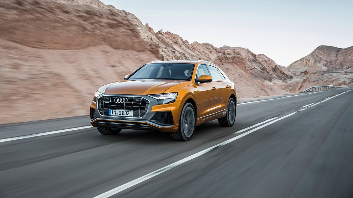 Audi Q8 | 5 things that make it a technological powerhouse