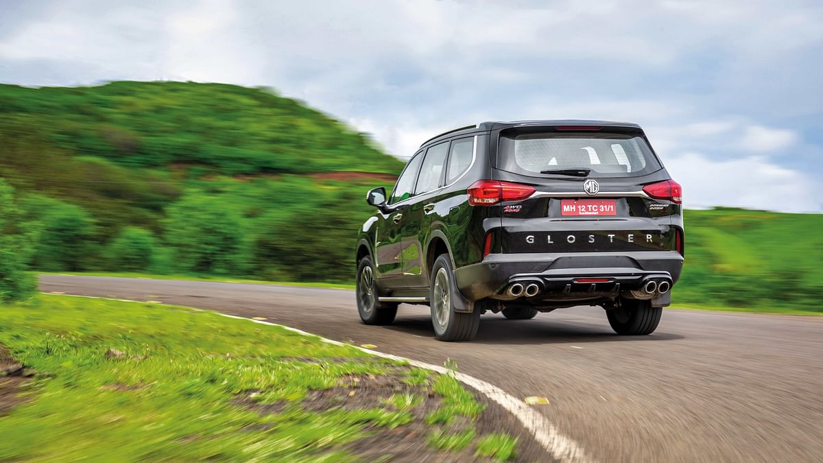 MG Gloster is the newest entrant in the Rs 25-35 lakh premium SUV price bracket