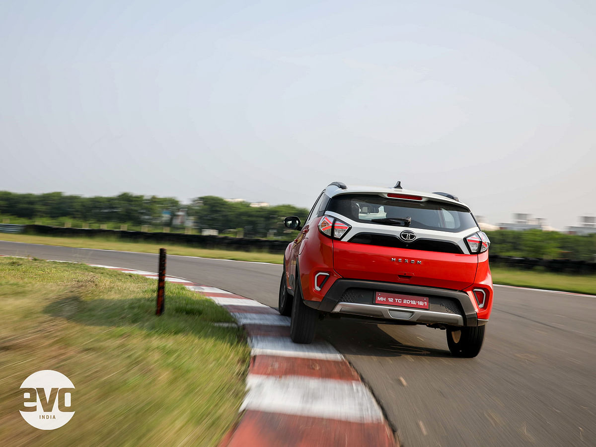 Driving on track for the first time —  Karan's blog