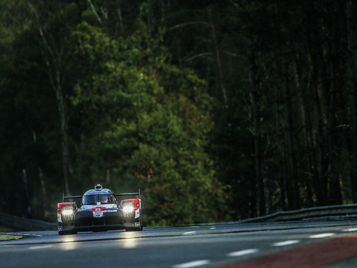 Race to road: Toyota Gazoo Racing's self-charging hybrids