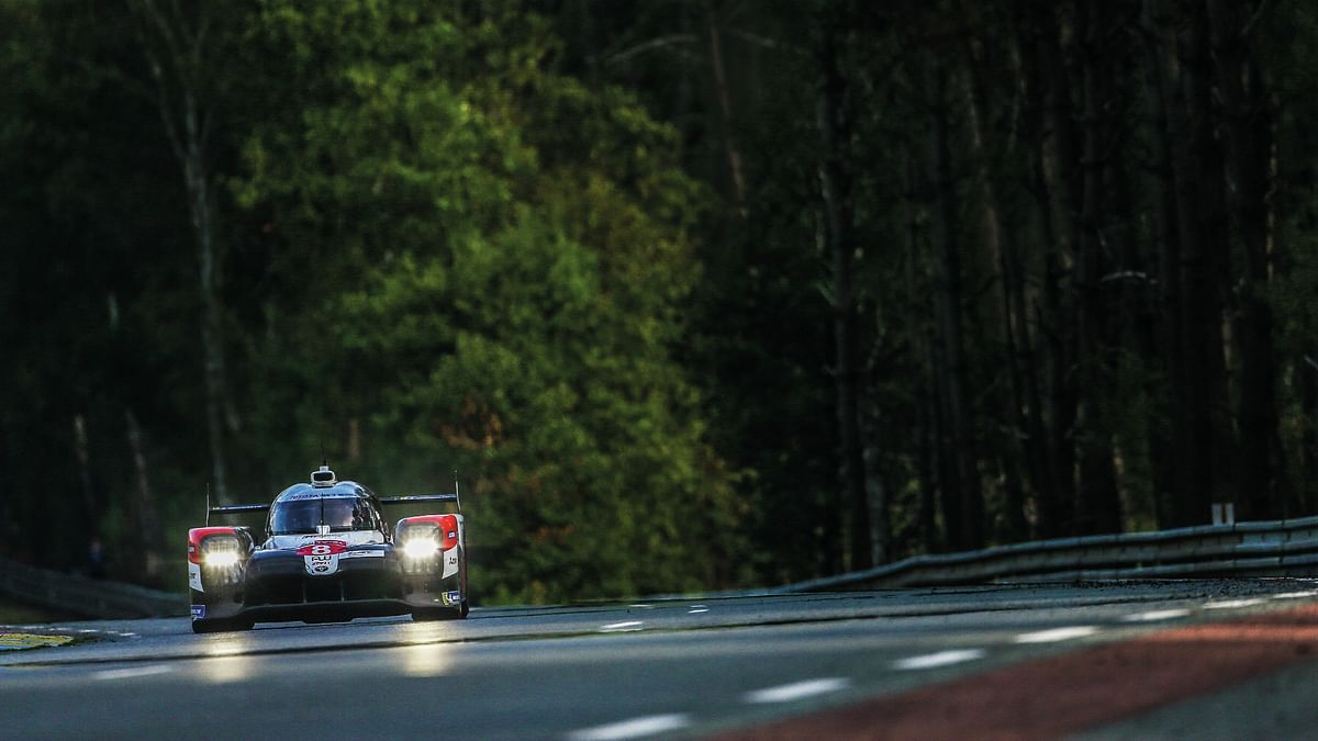 Race to road: Toyota Gazoo Racing's self-charging hybrids