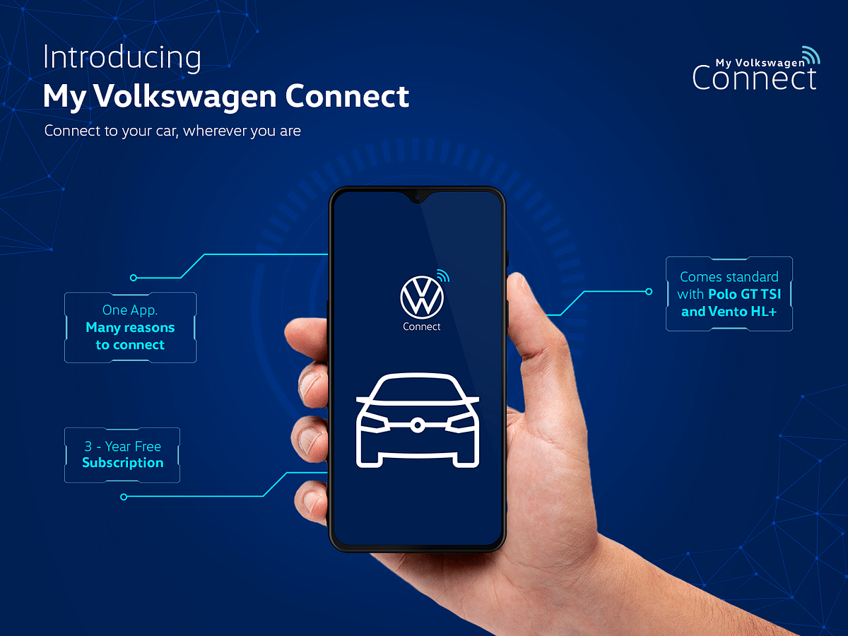 Volkswagen's new connected car technology