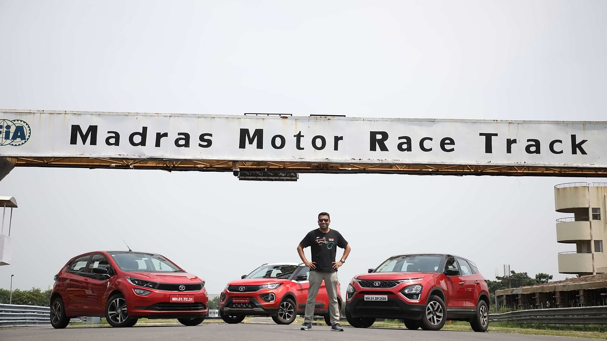 The Madras Motor Race Track gets an overhaul