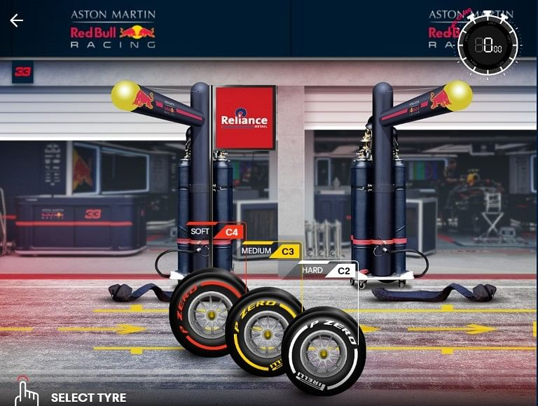 Can you beat the fastest pitstop time?