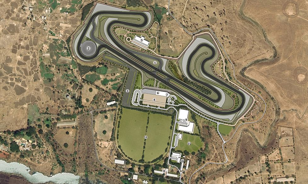 Nanoli Speedway set to be India's newest racetrack