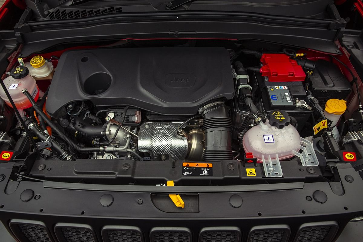 1.3-litre FCA MultiAir 3 mill same as the one sold overseas since 2018, sans the 6-speed auto 'box