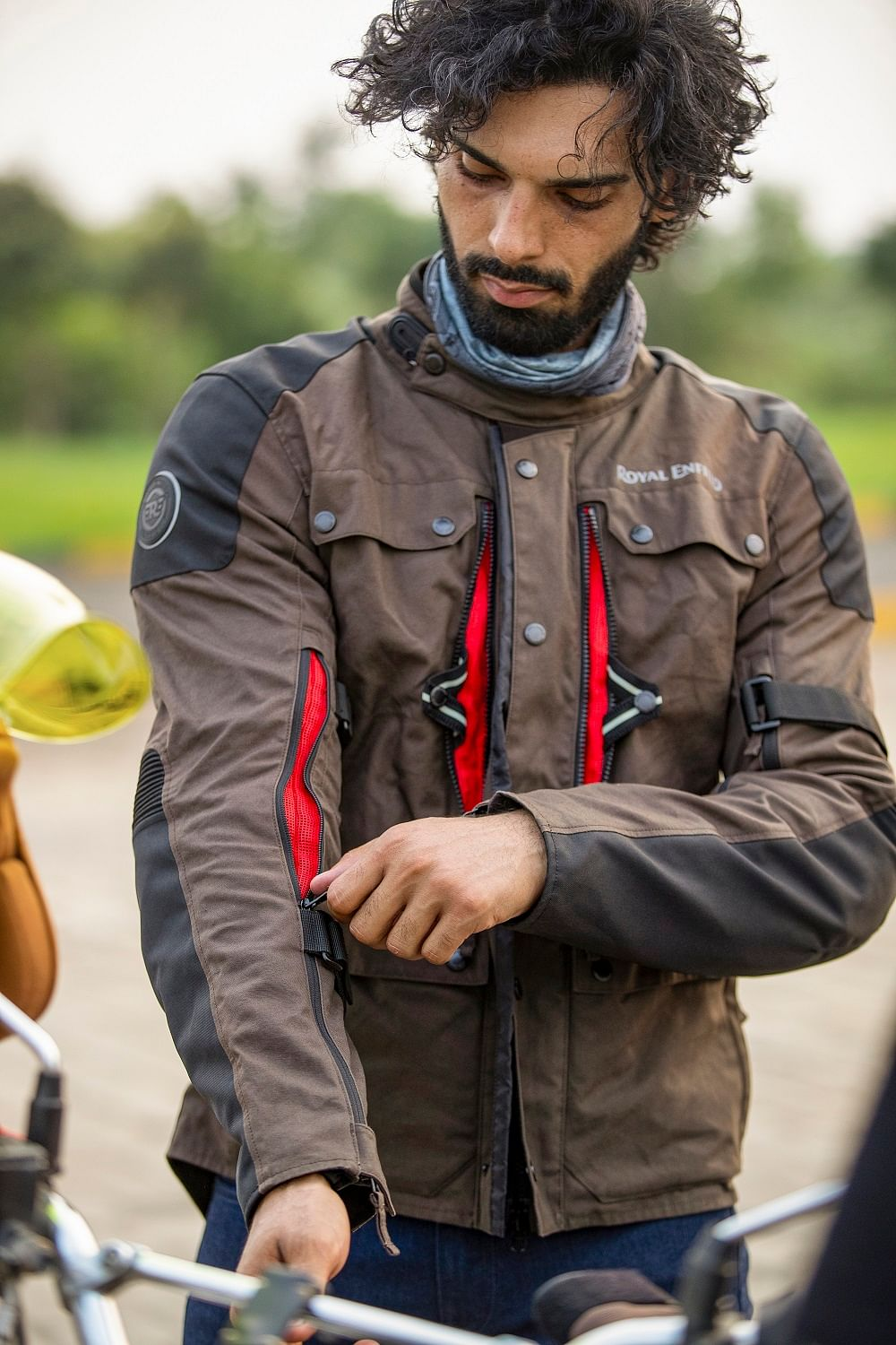Sanders - another jacket that is suitable for highway touring