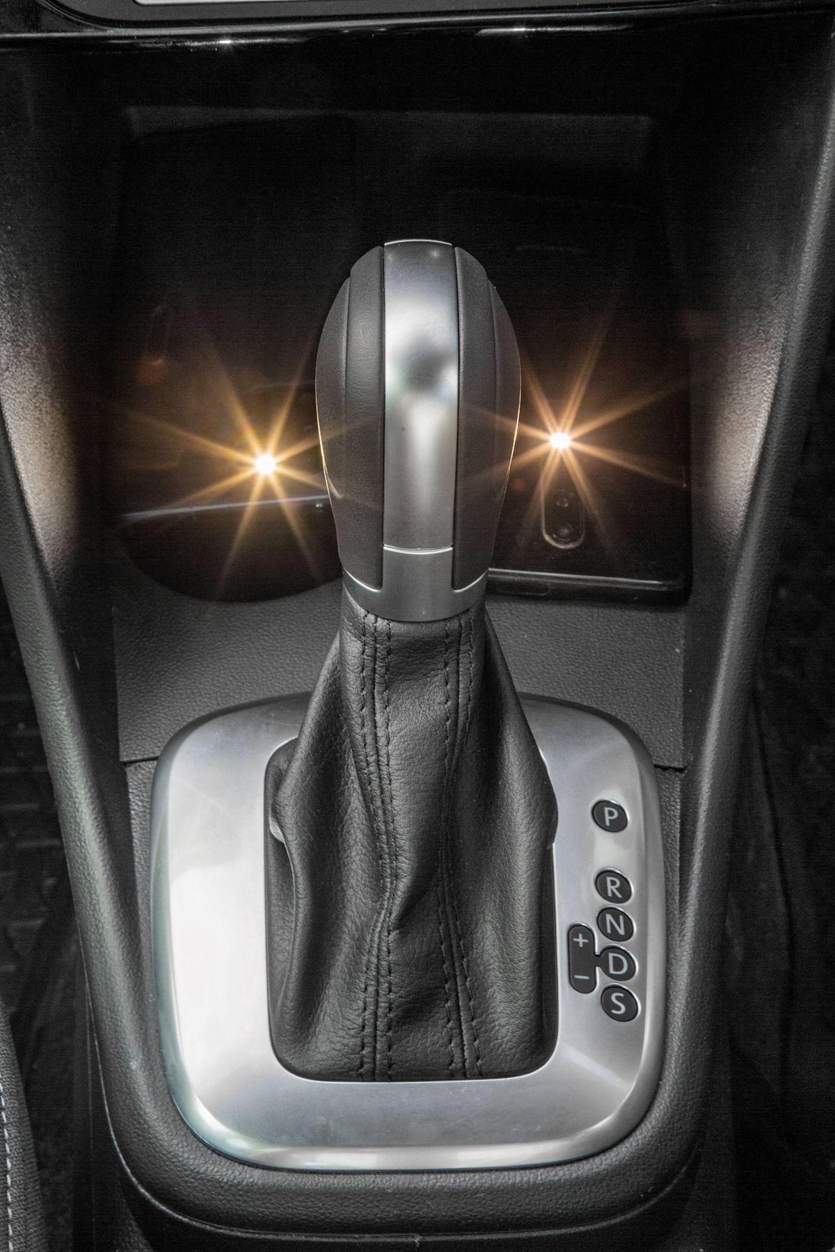 New torque converter automatic