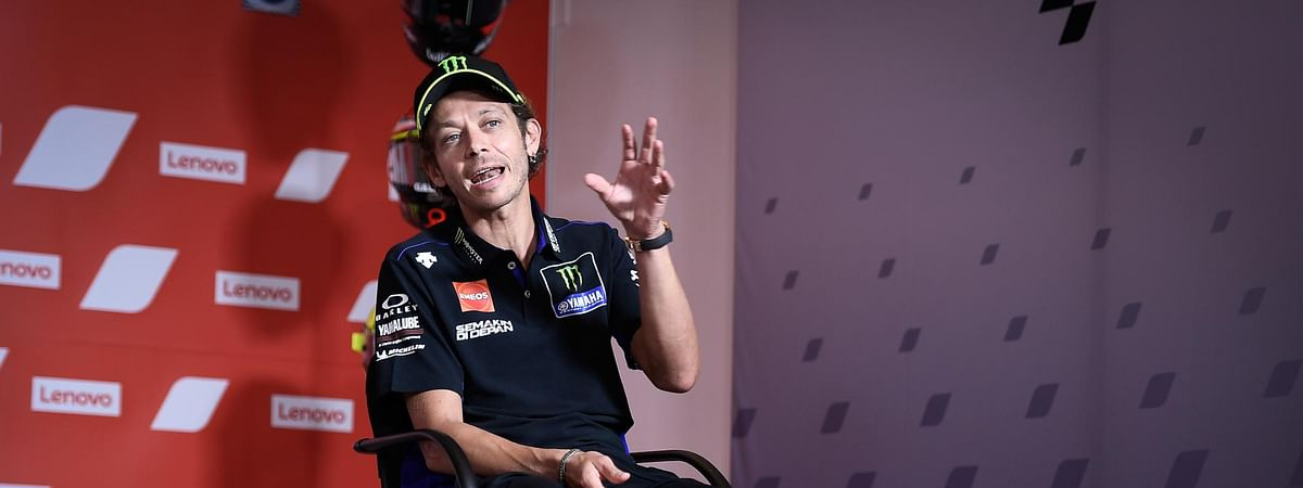 Rossi's positive result comes just a few days after that of Yamaha's MotoGP Project Leader Takahiro Sumi