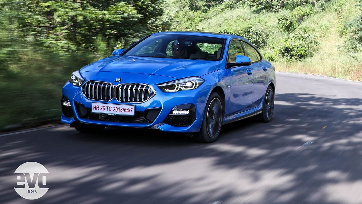 BMW 2 Series Gran Coupe First Drive Review: A front-wheel drive thriller!