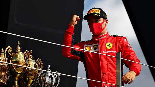 Charles Leclerc has managed to outdrive his teammate Sebastian Vettel, extract the maximum potential from the underperforming car and finish on the podium twice so far