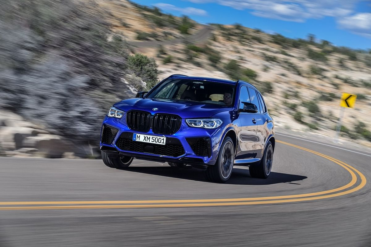 BMW X5 M Competition launched in India for Rs 1.94 crore