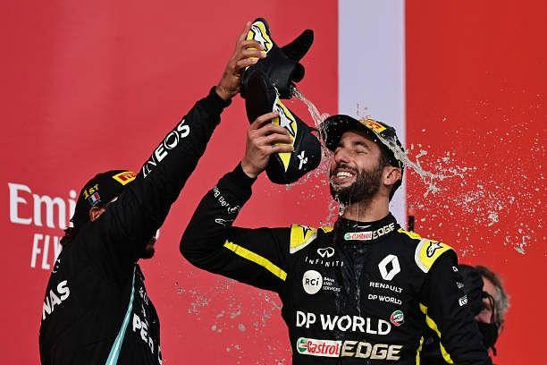 Alonso will be replacing Daneil Ricciardo in 2021