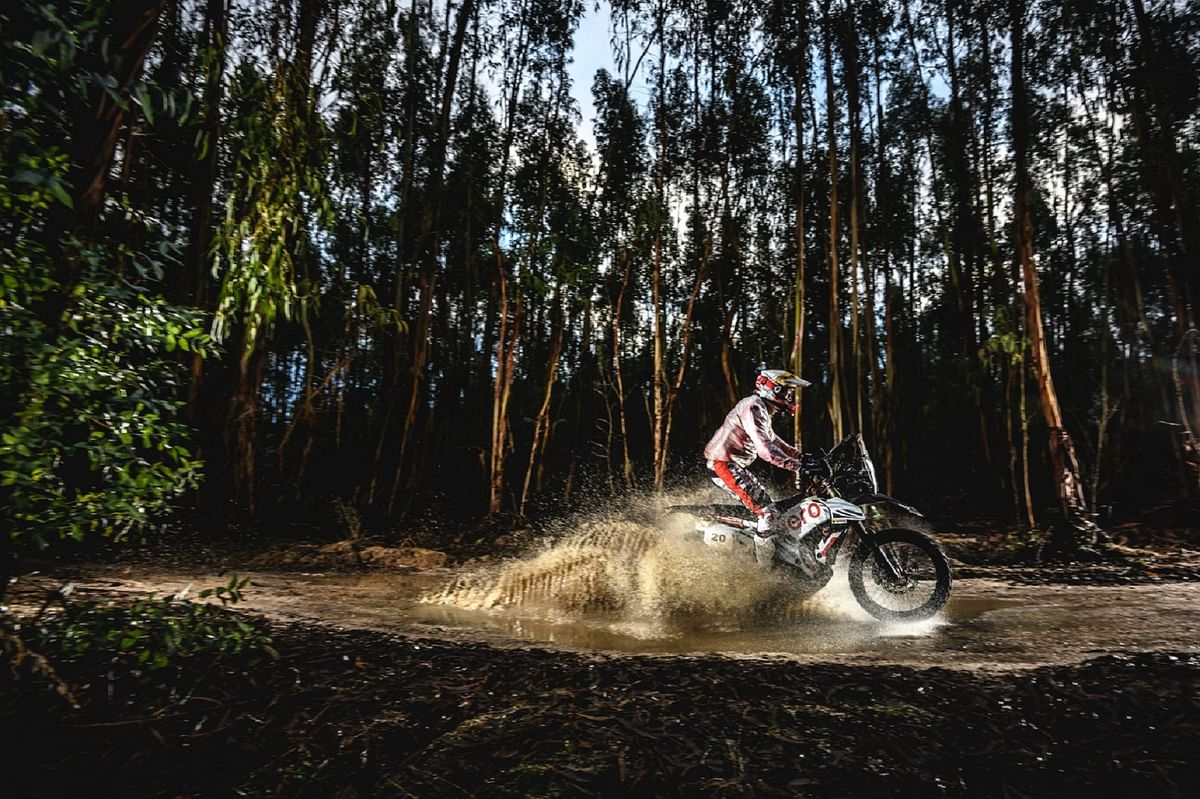 The 2020 FIM Bajas World Cup has been an ideal training ground for JRod for the 2021 Dakar