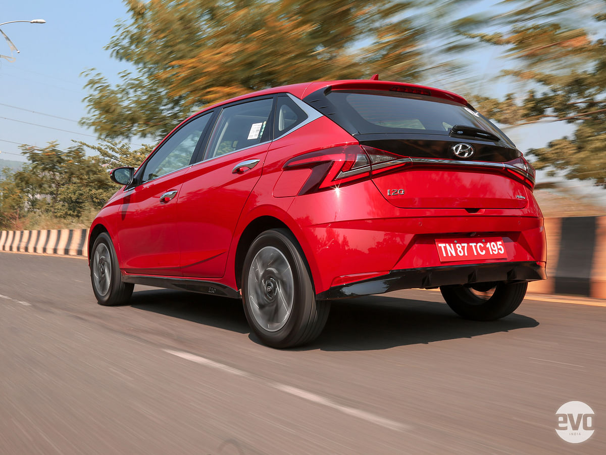 The fourth generation i20 raises the benchmark for all the other premium hatchbacks