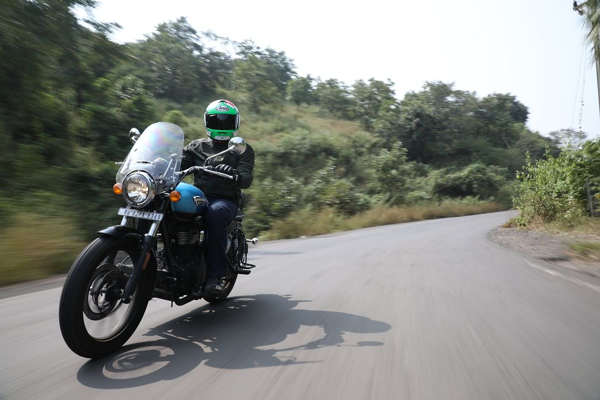 Royal Enfield claims the Meteor 350 to be the best cruiser in the country