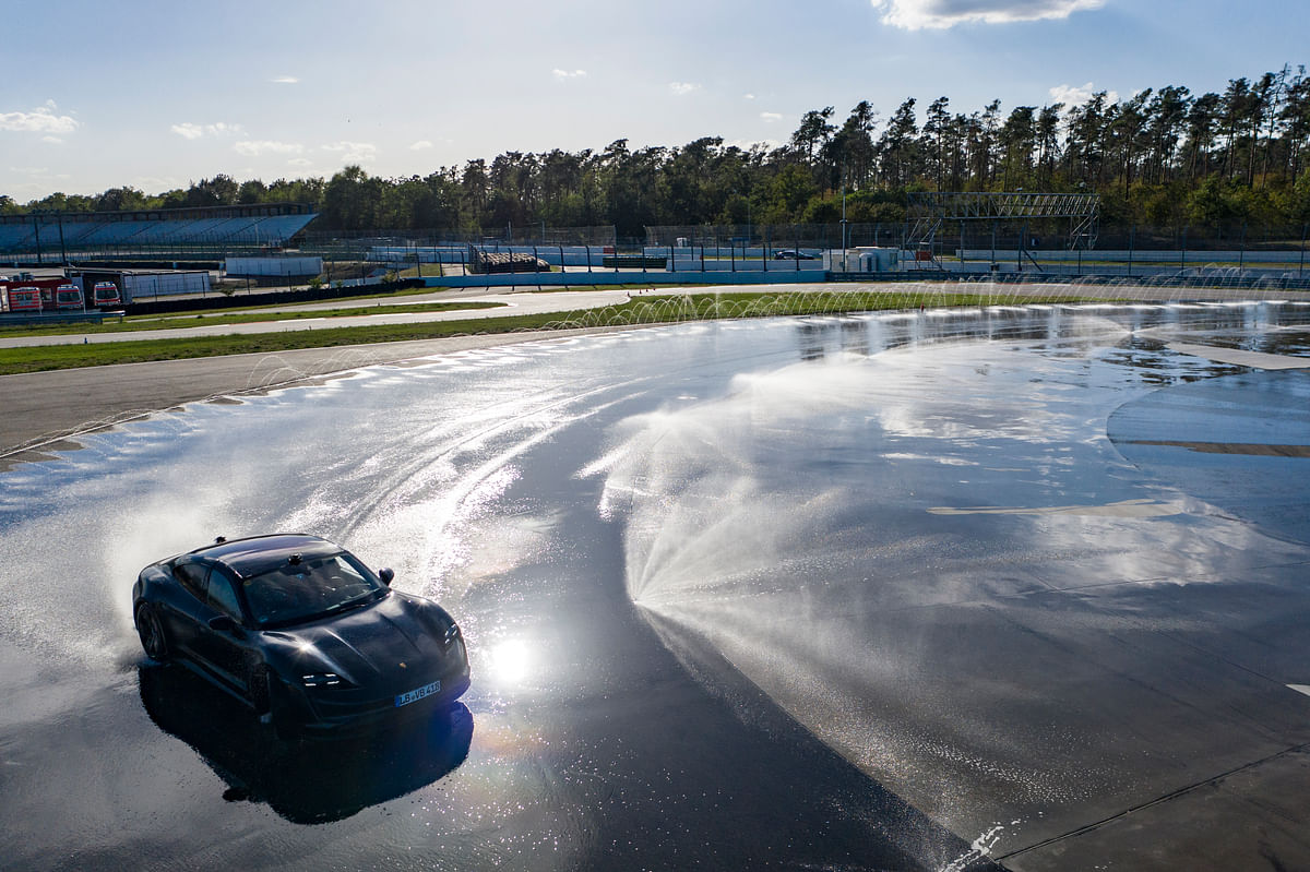 The Porsche Taycan's latest record is added to the list of other records that it already holds