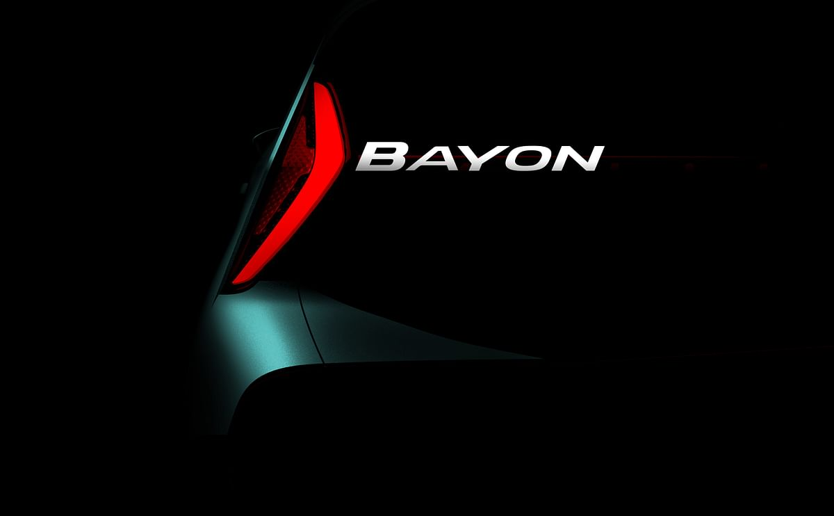 Hyundai Bayon to be the brand's newest entry-level SUV