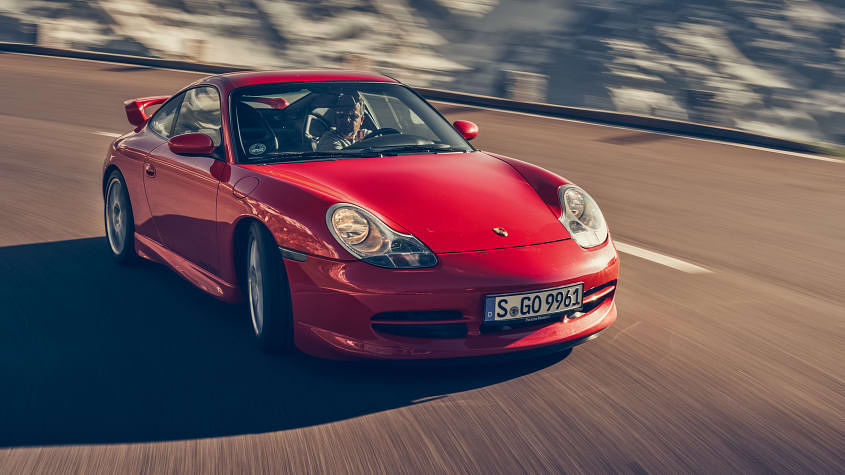 History of the Porsche 911 GT3 – driving the original 20 years on