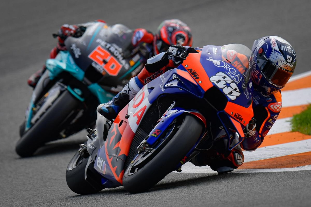 2020 MotoGP season concludes with a brilliant home victory for Miguel Oliveira