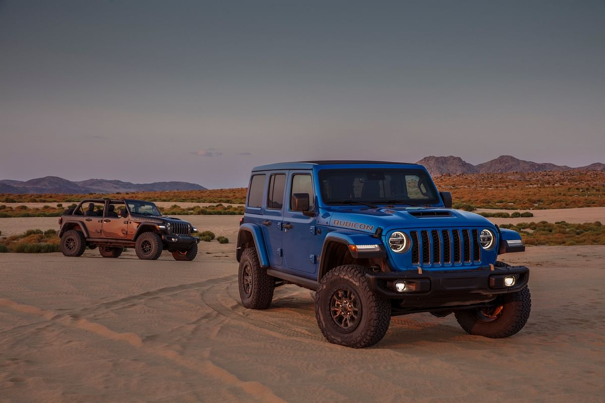 2021 Jeep Wrangler Rubicon unveiled, with a V8 under the hood