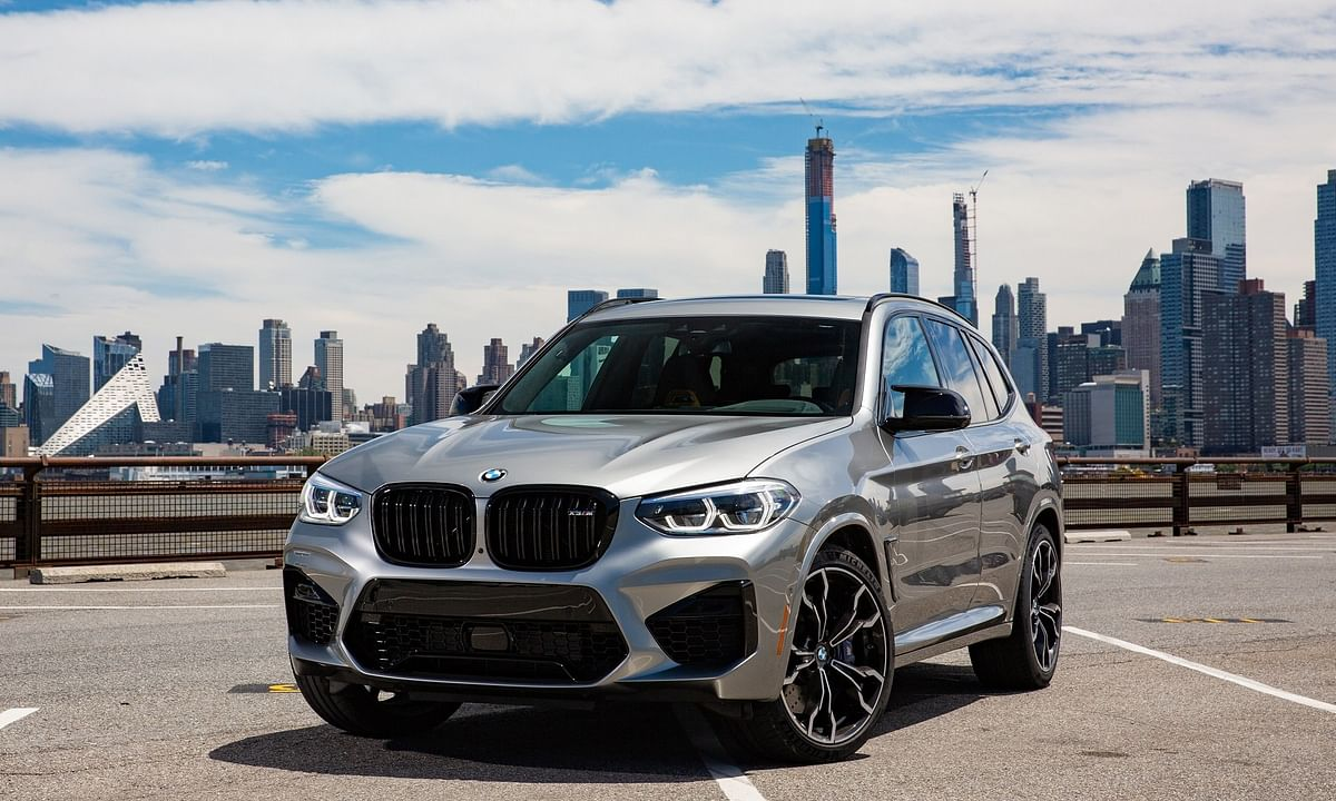X3 M is the first mid-size SUV with BMW's M package in India