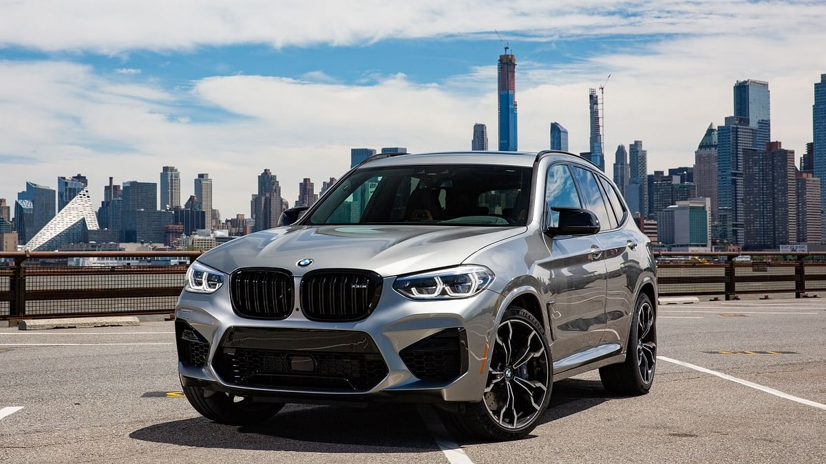 BMW X3 M launched in India at Rs 99.9 lakh