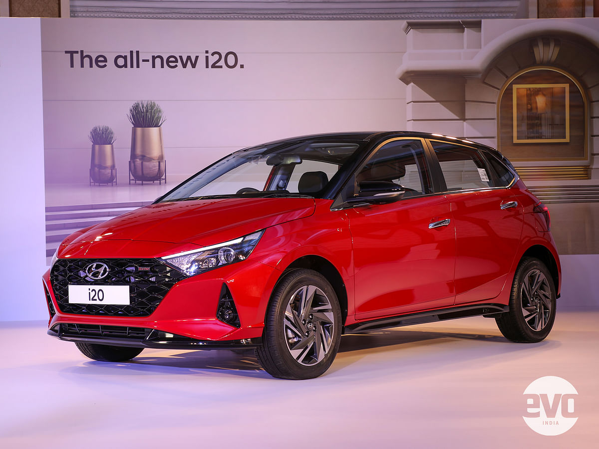 The i20 is now in its third generation