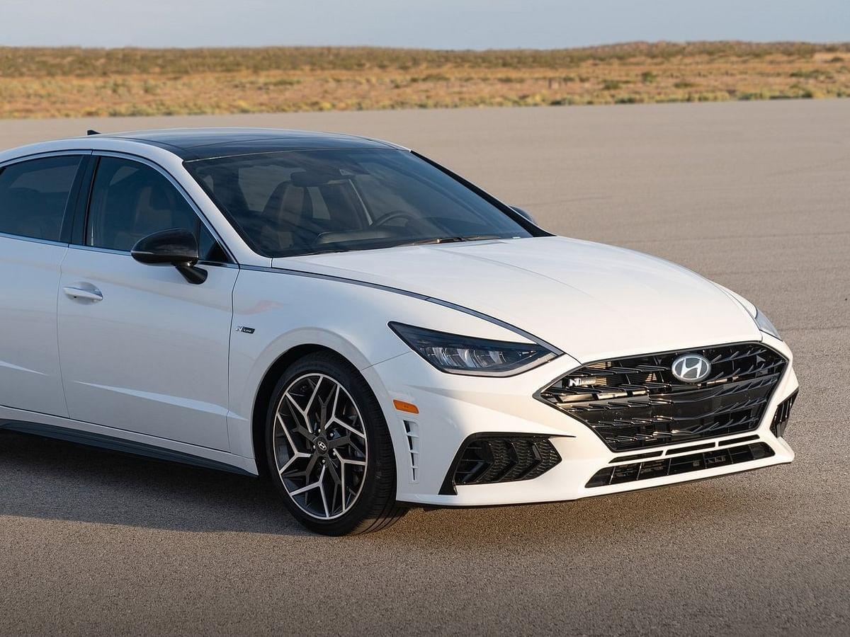 Hyundai unveils the 2021 Sonata N Line