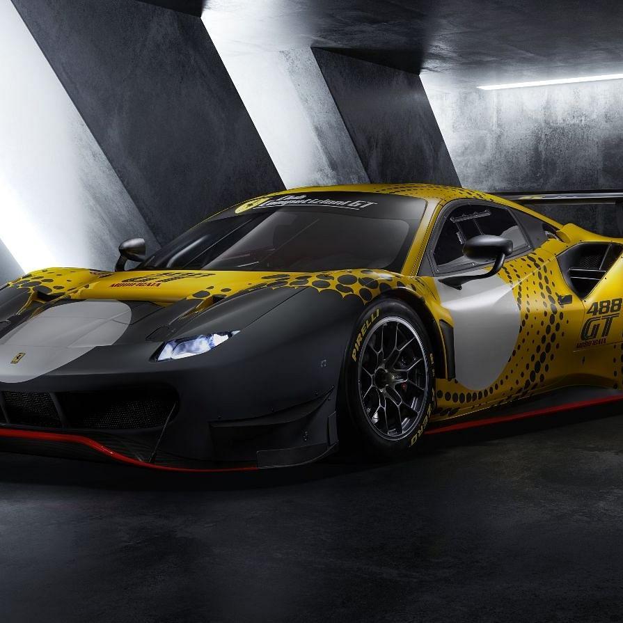 Ferrari announces track-only 488 GT Modifcata