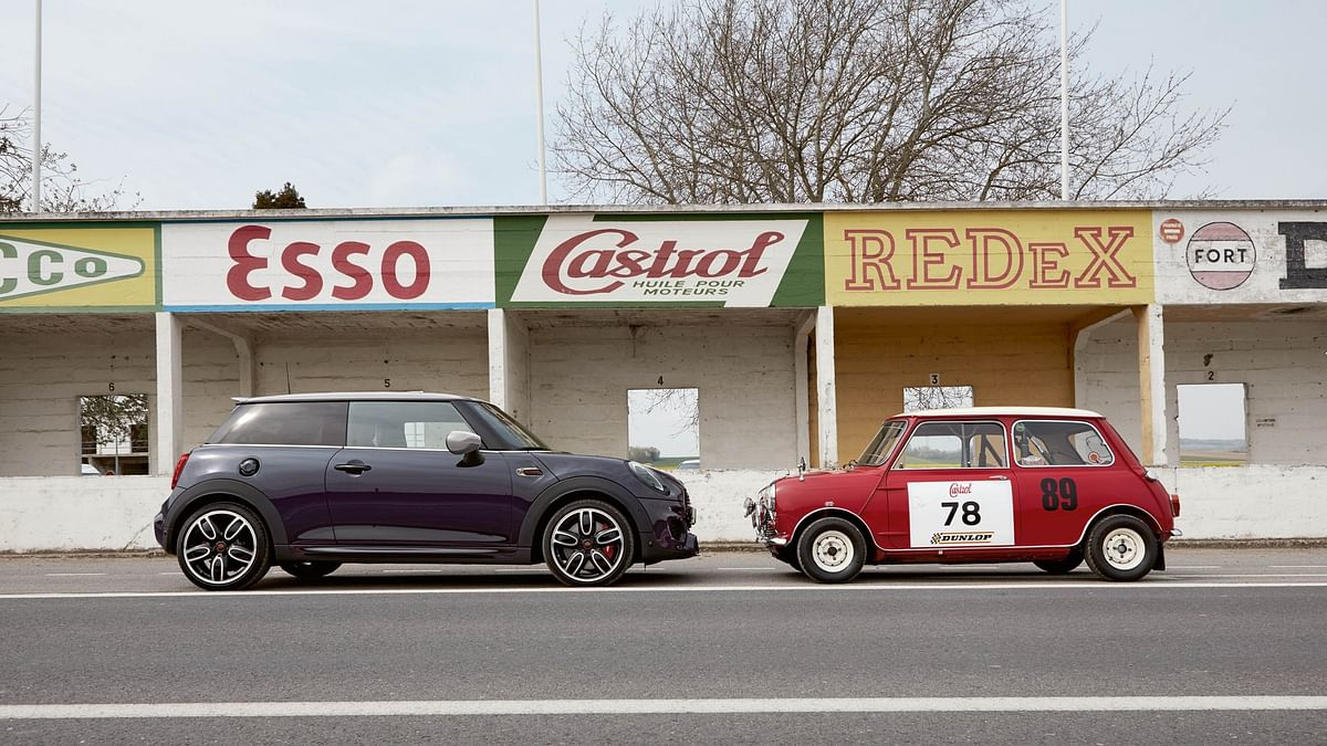 Mini launches John Cooper Works GP Inspired Edition for Rs 46.9 lakh