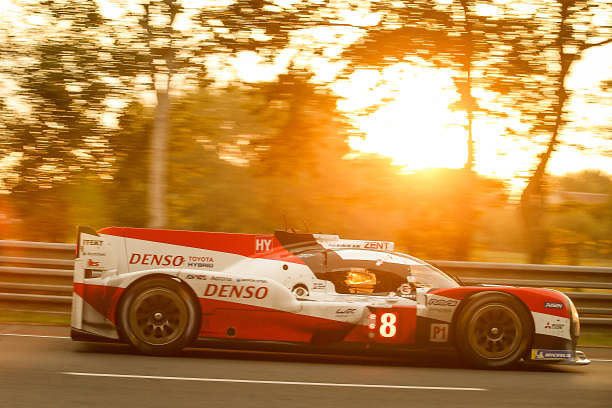 Toyota Gazoo Racing has now won the Le Mans three consecutive times