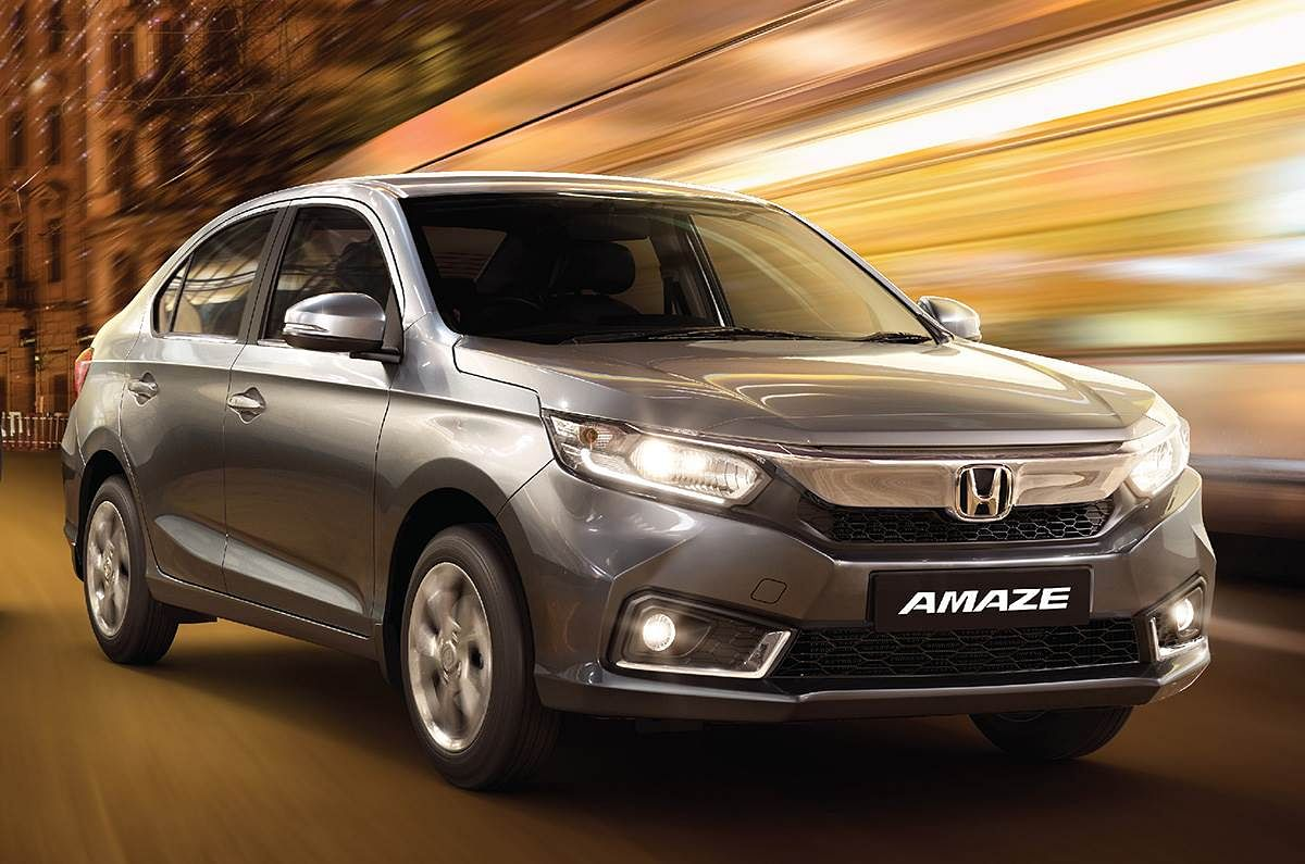 Honda launches the Exclusive Editions for Amaze and WR-V