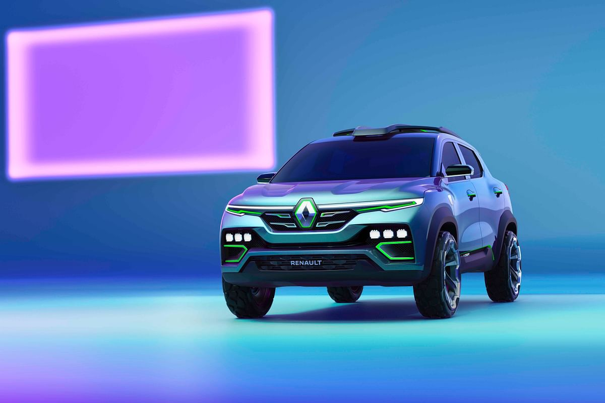 Renault Kiger to launch in India first followed by other markets