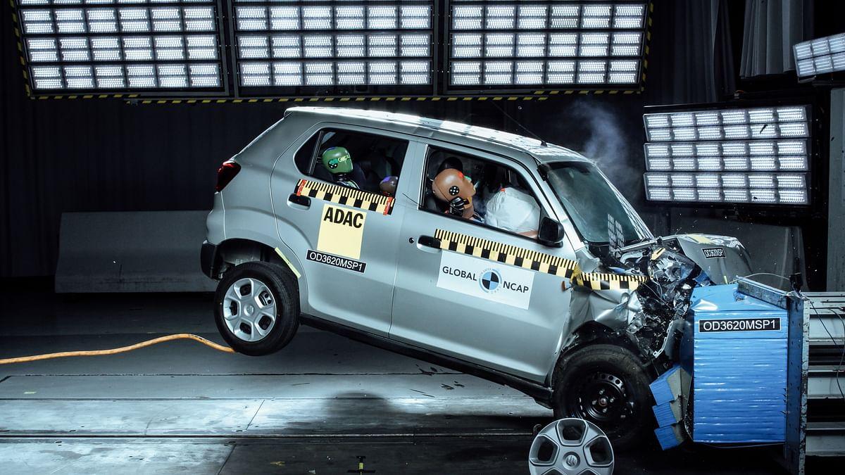 Maruti Suzuki S-Presso received a zero star rating