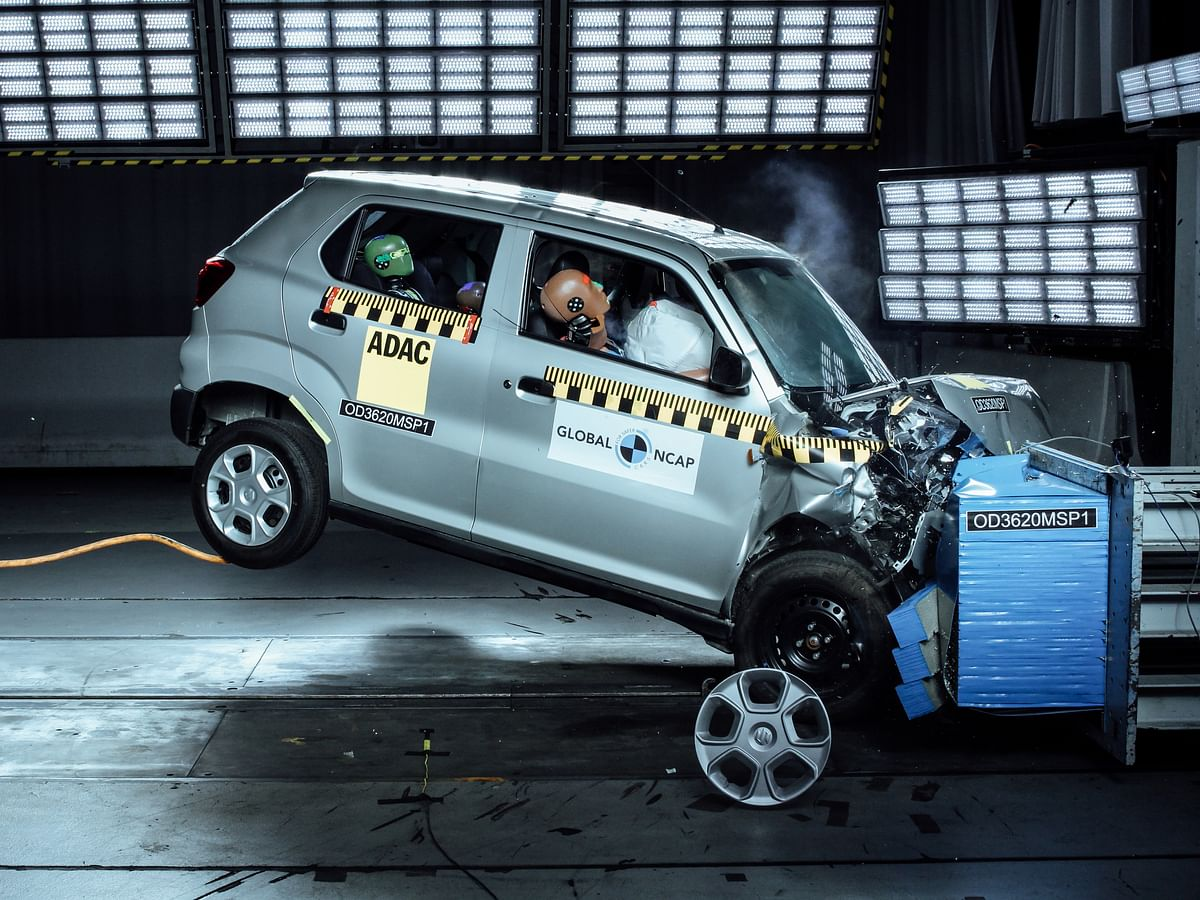 Maruti Suzuki S-Presso, Hyundai Grand i10 Nios and Kia Seltos Global NCAP crash test results out