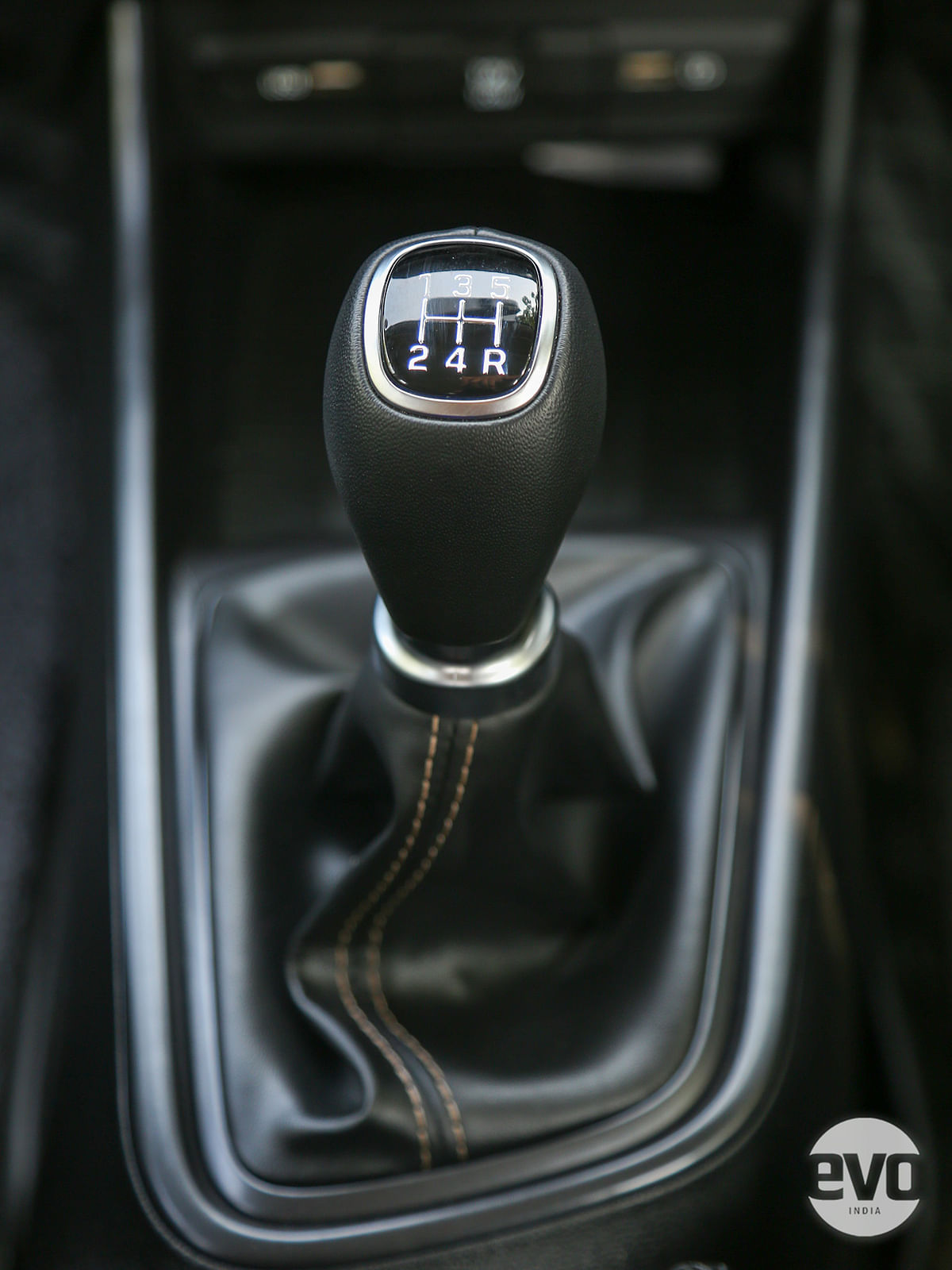 5-speed manual gearbox