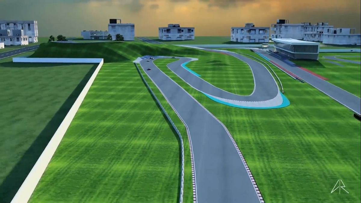 The track will be highly technical in nature