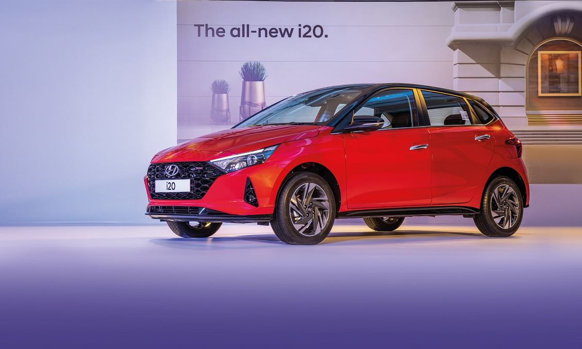 The Hyundai i20 is now in its third generation