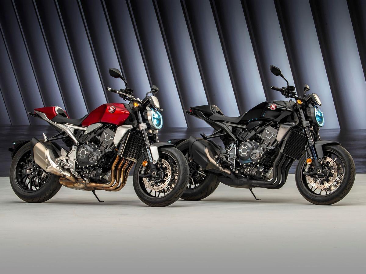Honda showcases 2021 CB 1000R, India launch imminent