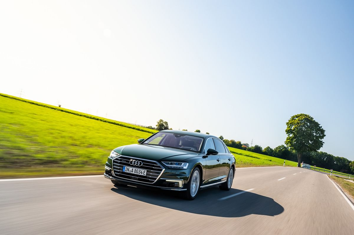 Audi A8: Five technological marvels